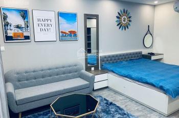 Cho thuê CH studio full nội thất view bể bơi, hướng Đông Nam rẻ nhất thị trường Vinhomes D'capitale
