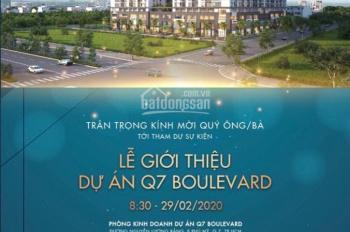 Hưng Thịnh bán căn hộ trung tâm quận 7, giao nhà cuối năm 2021, giá 38tr/m2, LH 0914.193.139