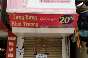 Chính chủ cho thuê nhà mặt phố 480 Bạch Mai