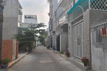 Bán lô đất 60 m2 đường nhựa 5m, P. Bình Chiểu, Thủ Đức, hỗ trợ vay Ngân hàng. Bao sang tên