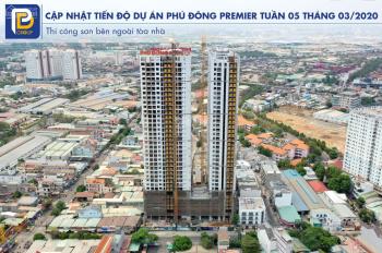 Bán Phú Đông Premier 66m2, 2PN, giá HDMB 1.568tỷ Đông Bắc, vay 70% VCB, nhận nhà 6/2020, 0904418583
