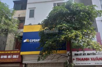Bán nhà phố Vũ Tông Phan dòng tiền cho thuê 90tr/tháng, khu trung tâm, giá đất tăng đều từng năm