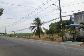 Bán đất chính chủ mặt tiền Phạm Văn Cội, huyện Củ Chi, TP HCM, 18x44=822m2 nở hậu 19m