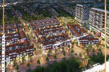 Bán lại nền 120m2 đường 13m - khu dân cư Hùng Vương, giá 16tr/m2 - 0937.605.608