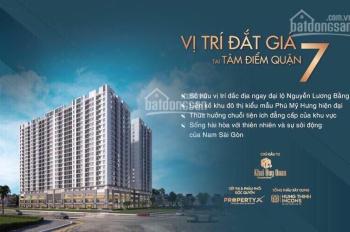 Hưng Thịnh bán căn hộ ở ngay 2021, trung tâm Phú Mỹ Hưng, chiết khấu đến 18%. 0914.193.139