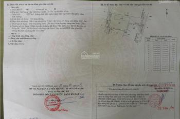 Chính chủ bán đất xã Trung Lập Thượng, Củ Chi, DT 1525 m2, thổ cư 100%