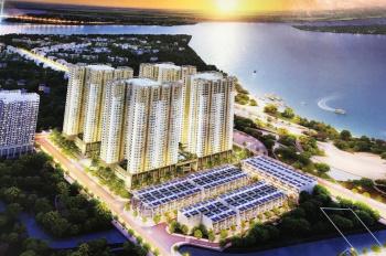 Căn hộ ở ngay trung tâm quận 7 Phú Mỹ Hưng, giao nhà hoàn thiện, chiết khấu 18%. 0914.193.139