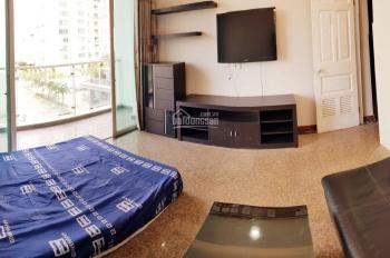 Video - Phòng trong khu căn hộ cao cấp, full nội thất, ban công rất lớn, giá chỉ 4.199 tr/tháng