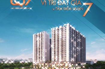 Hưng Thịnh bán căn hộ cao cấp quận 7, trả góp 1 năm nhận nhà, chiết khấu 18%. 0914193139