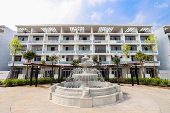Cần nhà mặt phố Đức Giang, thiết kế 5 tầng để kinh doanh, mặt tiền rộng, đường trước nhà rộng 18m