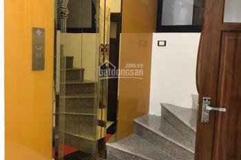 Bán nhà phố Ngụy Như Kon Tum, ô tô tránh, KD, thang máy 45m2, 5T, 8,9 tỷ