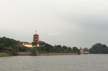 Bán nhà mặt hồ Hòa Thạch - view hồ - homestay - biệt thự nghỉ dưỡng - cực kỳ tuyệt đẹp - sổ nở hậu