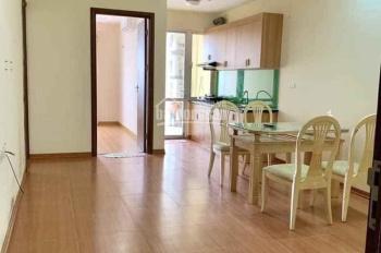 Cho thuê chung cư Ruby 1 Việt Hưng - Long Biên, 60m2, 2PN, đồ đầy đủ, 6tr/th, LH: 0386 70 6666