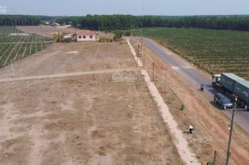 Đất sổ hồng riêng có sẵn vị trí 2 mặt tiền diện tích 2000m2/850 triệu đường lớn xe công. 0902756746