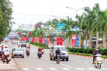 Bán đất sổ đỏ thổ cư 100% ngay trung tâm Bàu Bàng. LH: 0978337756
