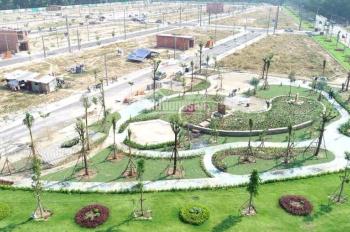 522 triệu/nền/75m2/5x15m full TC, xây dựng ở ngay Khu dân cư Tài Lộc. LH: 0908789653