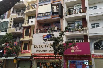Cho thuê nhà làm văn phòng, hẻm ô tô 2 làn, 58A Nguyễn Thiện Thuật, P2, Quận 3