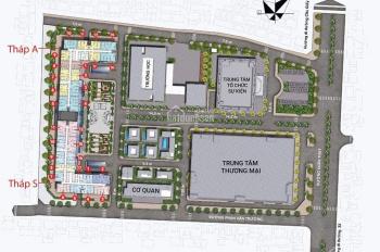 Bán căn hộ chung cư trung tâm Cầu Giấy 122 Xuân Thủy trực tiếp chủ đầu tư