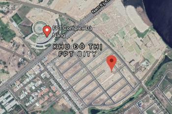 Lô đất nền 90m2 KĐT xanh FPT Complex siêu rẻ đầu tư an cư
