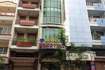 Cần cho thuê nhà hẻm Trần Hưng Đạo, Quận 1 DT 4x14m 7 phòng chỉ 20 triệu đồng
