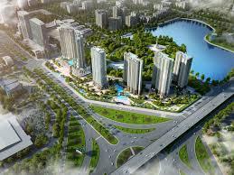 Bán biệt thự view hồ KĐT Nam An Khánh Hoài Đức Hà Nội TT10 DT 384m2, xây thô 3,5T