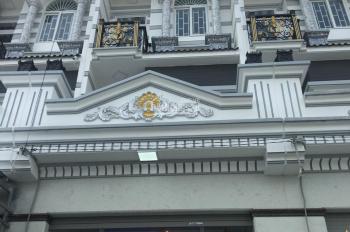 Bán nhà riêng 3.5 lầu, cạnh Võ Văn Kiệt - An Dương, pháp lý đầy đủ