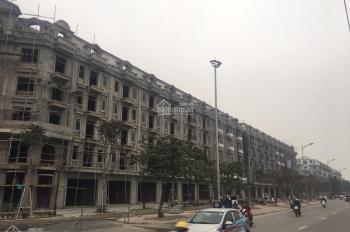 Bán suất ngoại giao, lô góc mặt đường 15m, dự án shophouse, lk Kiến Hưng Luxury, lh 0989253892