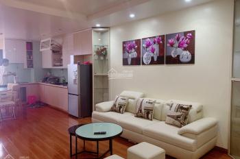Bán căn 3 ngủ full nội thất, chỉ xách vali vào ở ngay Hateco Hoàng Mai - căn góc hoa hậu