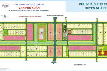 Bán nền nhà phố dãy A11 PX Vạn Phát Hưng đường 16m 132m2 gần ĐS 2 giá rẻ nhất 28.5tr/m2, 0933490505