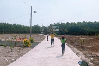 Bán rẻ lô đất nằm gần chợ Chơn Thành, đường Ngô Đức Kế chỉ trả trước 350tr, công chứng ngay