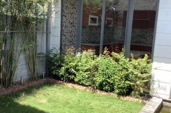 Gia đình đi Canada nên bán căn biệt thự mini, DT 125m2, 2.150 tỷ, sổ hồng riêng. Cho thuê 7tr/tháng