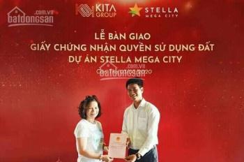 Chính chủ cần tiền bán gấp nền Stella Mega City, giá: 1.795 tỷ, có TL nhẹ