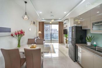 Cho thuê căn hộ 2PN 2WC nhà đẹp giá siêu mềm tại Millennium, Quận 4, DT: 65m2. Giá:$800/tháng