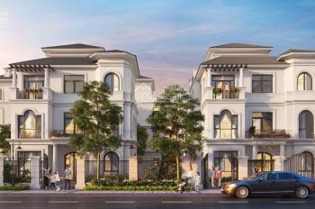 Biệt thự đơn lập Vinhomes Green Villas, suất ngoại giao chiết khấu 300tr, xem ngay