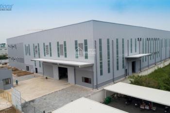 Bán xưởng mới xây tại KCN Tân Đô, Long An, 18.000m2, 8.5 triệu/m2, siêu Vị trí