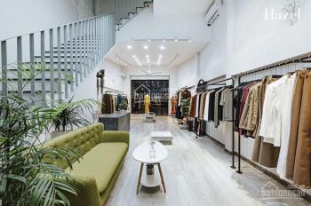 Cho thuê nhà 3 tầng đường Nguyễn Thị Minh Khai, ngay ngã tư, mới decor lại để KD thời trang