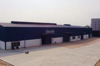 Cho thuê kho xưởng DT 1000,2000,3000m2 Bình Chuẩn, Thuận An,Giá 60.000/m2 LH Mr Minh: 0763.388.188