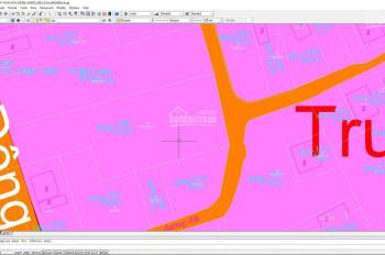 Bán đất Phường Đông Hòa Thành Phố Dĩ an, vị trí trung tâm tp,Diện tích trên sổ 90 m2