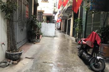 Bán nhà 4 tầng hẻm 135/48/40 Nguyễn Văn Cừ, Ngọc Lâm, Long Biên, Hà Nội