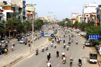 Bán nhà lô góc mặt phố Trần Khát Chân, quận Hai Bà Trưng, 42m2, mặt tiền 4,3m, giá 17 tỷ