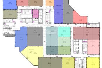 Chủ đầu tư cho thuê mặt bằng văn phòng tại tòa nhà Stellar Garden, 35 Lê Văn Thiêm