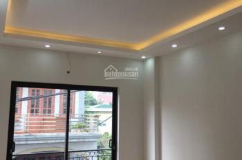 Bán nhà riêng Thượng Thanh, Gia Quất 30m2 5 tầng ô tô đỗ cửa MT 4.7m khu dân trí cao, giá 2.35 tỷ