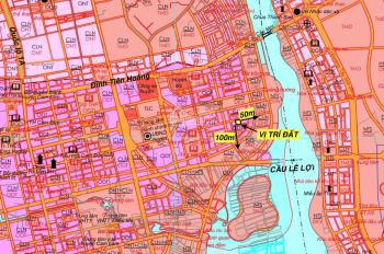 Cần bán gấp đất sát Đầm Thủy Triều thị trấn Cam Đức - Huyện Cam Lâm. LH: 0935 847 747