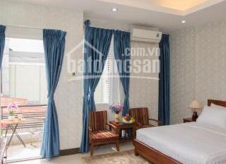 Khách sạn mặt tiền Lý Phục Man, 12PN + 12WC, thu nhập khủng, giá rẻ