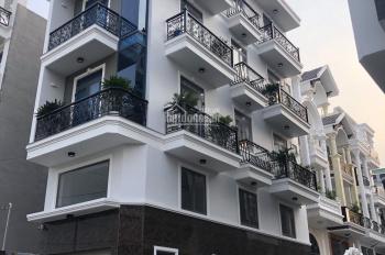 Bán nhà Gò Vấp hẻm xe hơi góc 2MT 8m Dương Quảng Hàm, trệt, lửng, 2 lầu, ST, mới 8.9 tỷ