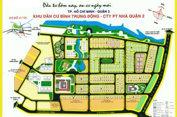 Bán đất Đông Thủ Thiêm đường 54 gần siêu thị Vinmart (750m2) 50 triệu/m2. Tel 0909972783