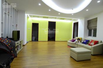 Cho thuê chung cư Hacisco 107 Nguyễn Chí Thanh, Đống Đa 115m2, 3PN nhà đẹp có nội thất giá 11tr/th