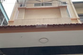 Nhà 4 tầng 55m2, 2 mặt tiền trước-sau, hướng Đông Nam, oto qua cửa, cách đường Lê Trọng Tấn HĐ 30m