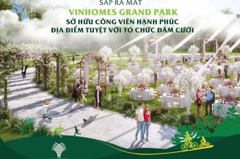 Chuyển nhượng căn Studio tòa S3.01 view công viên Vinhomes Grand Park Q9, chênh hợp lý