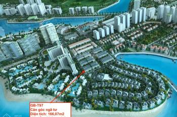 Cần bán căn biệt thự Grand Bay liền kề mặt đường 10m của Bim ở bán đảo 3. LH 0917793386